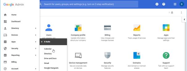 Google G Suite – GoBright Help Center